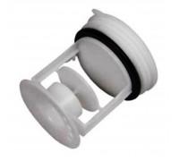 Заглушка - фильтр сливного насоса для стиральных машин BEKO, BLOMBERG 2872700100 2872700100