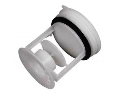 Заглушка - фильтр сливного насоса для стиральных машин BEKO,...