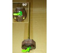 Термостат для водонагревателя   RTS3 300 с флажком-90градусов 3412382 3412382