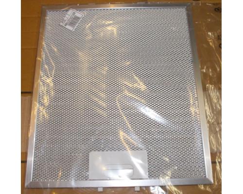 Фильтр вытяжки, жировой (267x305x8mm), зам.481945858783, 480...
