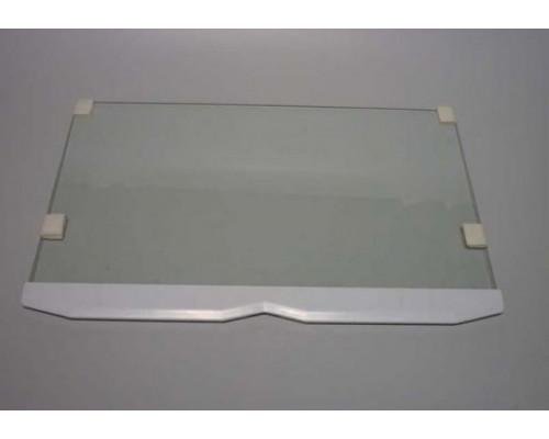 Полка стекло с профилем над фруктовыми ящиками 769748500800...