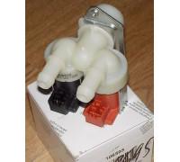 Электроклапан заливной для стиральной GORENJE 2W Х180  оригинальный код: 106595, альтернативный код: (134379, 112595, 587558, 134377, 587559) ЭК-14