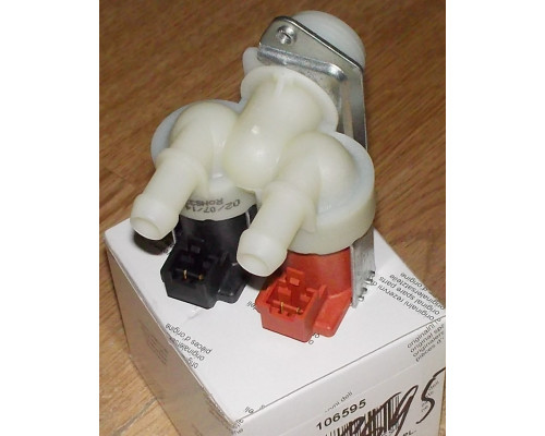 Электроклапан заливной для стиральной GORENJE 2W Х180  ориги...