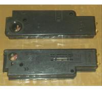 Блокировка люка ROLD 57601-черная (1-язычок), зам.INT004AD, 029595, AD4422 08wh01
