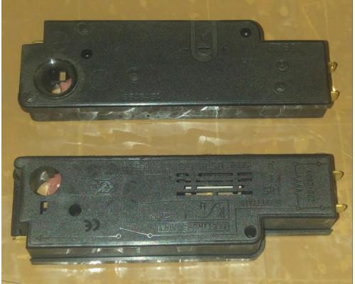 Блокировка люка ROLD 57601-черная (1-язычок), зам.INT004AD, ...