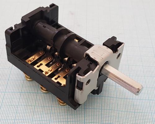 Переключатель 7LA840511К Gottak(аналог) металлический шток...