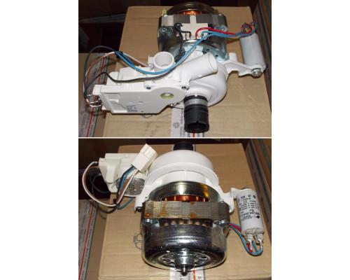 WASH MOTOR/PUMP ASSY W60 V220 PACCO20 зам.088896, 087023...
