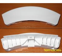 Ручка люка SAMS DC64-00561A (белая), зам.DHL001SA WL217