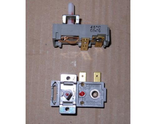 Термостат для масл.радиатора 45°C шток-20мм campini, (39CU04...