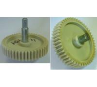 Шестерня с метал.валом шестигр.-8mm, D=84/20/12mm, H77/35/17, зуб-48шт(прямые), Panasonic z41.101-PN