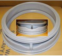 Манжета люка Bosch-00361127 (с отводом), зам.Vp3208E, 55BY001, WG100, GSK007BO Bo30511