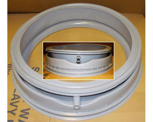 Манжета люка Bosch-00361127 (с отводом), зам.Vp3208E, 55BY00...