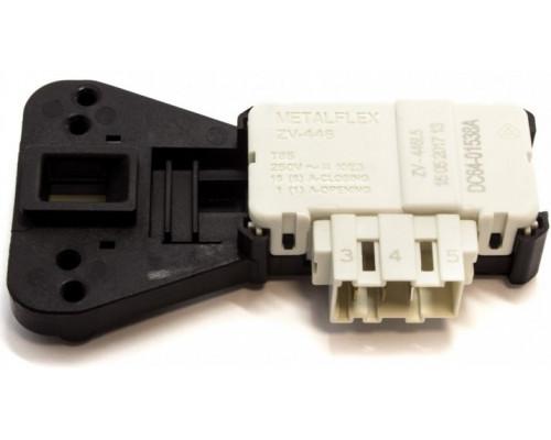 Блокировка люка METALFLEX, ZV-446L5, зам. DC64-01538A, WM207...