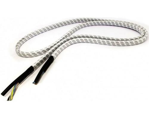 Провод с трубкой для пара 2mt, 5x0.75+(трубка-4x8)...
