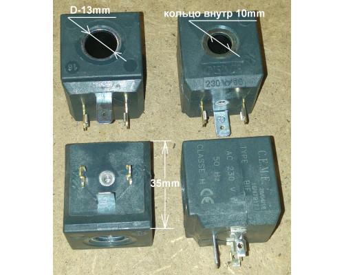 Катушка клапана CEME 7W-230v (D-13mm)...