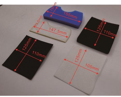 Вставка в фильтр пылесоса Samsung (+комплект) DJ97-01040C+DJ...