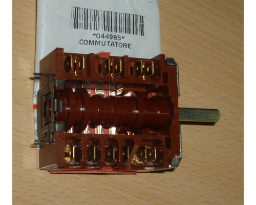 ELECTRIC OVEN/GRILL SWITCH, EGO 46.23866.817...
