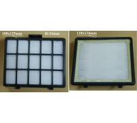 Фильтр пылесоса HEPA (110x125mm) для SAMSUNG зам. 84FL102 DJ97-00492P DJ97-00492A DJ97-00492L 84FL13