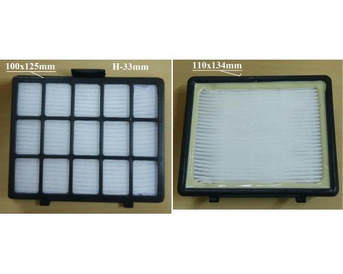 Фильтр пылесоса HEPA (110x125mm) для SAMSUNG зам. 84FL102 DJ...