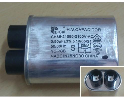 Конденсатор на СВЧ 0.9мкФ - 2100В BiCai...