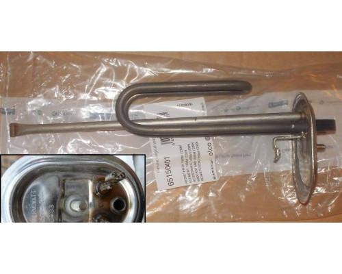 Тэн для водонагревателя 1500w-230v, RASP, на овальном фланце...
