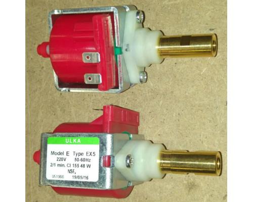 Насос ULKA Ex5 48W 220V, (650cc/min_15bar), зам.49BQ174, CFM...