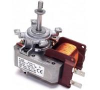 Мотор вентилятора духовки 25W, 220-240V, 50Hz. Шток-35mm., зам. 3890813045 COK400ZN