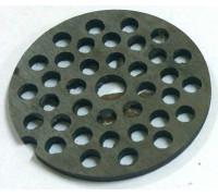 Решетка мясорубки Помощница D=53,5mm h=3mm, отв.-4mm RPM004