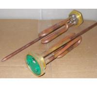"""Тэн для водонагревателя RCT 1500w-220v, M6 (резьба 1""""1/4) Europe, зам. WTH022UN, t.182315, 16rz59 ET87501T"""