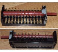 Переключатель режимов духовки, 8-ми позиционный, замена. COK304AC b263100032