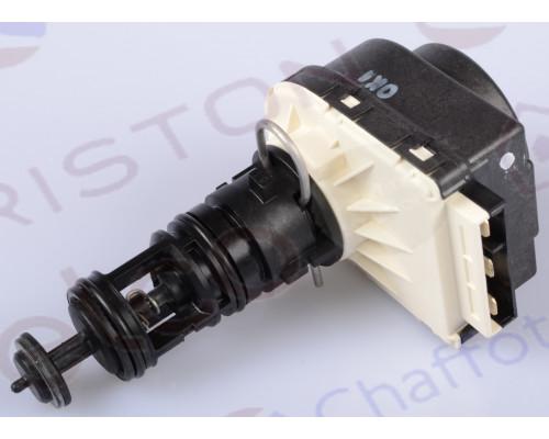 Клапан ГВС c моторчиком (комплект) зам.65104314,...