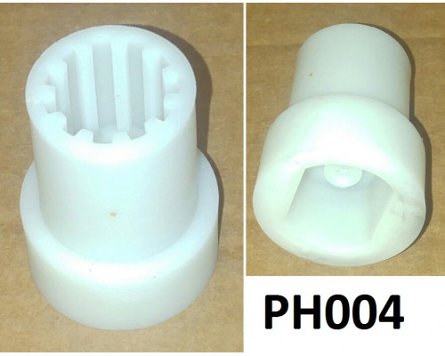 Корпус втулки шнека Philips HR2735...