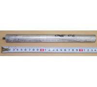 Анод магн.D21 L230mm M5x10mm, замена WTH308UN, (MTS-818813, 993014, 818814, 65180015) 16an06
