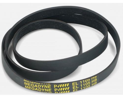 Ремень 1105 H8_EL, <1068mm> megadyne черн., зам. (1.11...