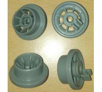 Ролик для корзины ПММ, BOSCH A165314 WK537