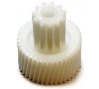 Шестерня мясорубки Moulinex малая белая, НЕ ОРИГ. (z11/41-зуб, D17/33mm), зам. MGR006UN, MS-4775719, MS007, TF005 MM0387W