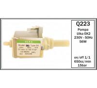 Насос ULKA EK2 56W, 1/1 (650cc/min_15bar), зам.49028865 Q223