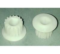 Шестерня хлебопечки Moulinex привода ремня (аналог) ss-186161un
