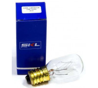 Лампочка холодильника 15w, E14, замена33FR598, 481981728393 LMP201UN