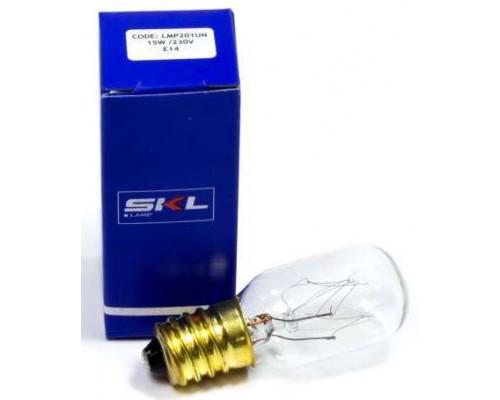Лампочка холодильника 15w, E14, замена33FR598, 481981728393...
