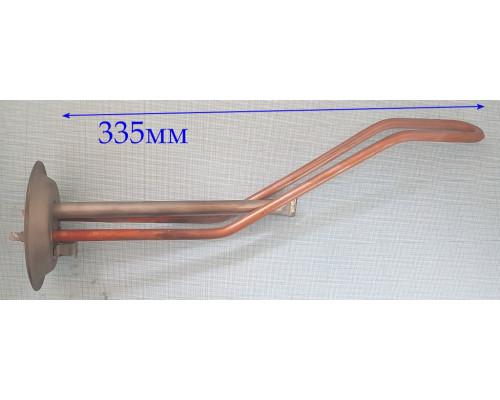Тэн для водонагревателя 1500W  92mm (МЕДЬ)...