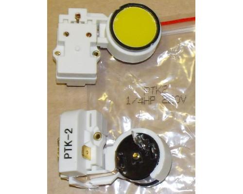 Пусковое реле компрессора РКТ-2 (китай), зам. M064114901601...