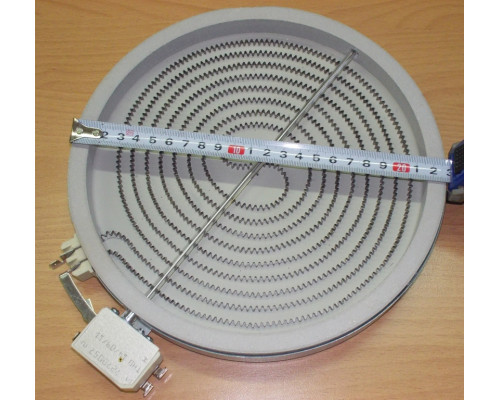 Конфорка стеклокер. 2300W Hi-light, зам.092196....