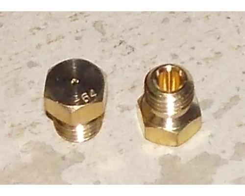 Жиклер для газ.плиты (64) LPG - MEDIUM BURNER...