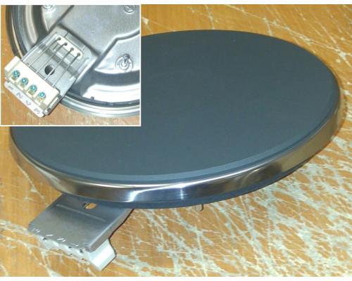 Конфорка электрическая D180mm 1500W, 18.18453.002, замена, з...