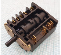Переключатель режимов духовки ПМ-16-5-05 для плит Мечта PKD009