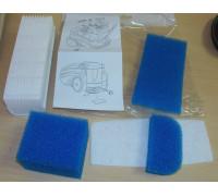 Комплект фильтров пылесоса Томас (KIT THOMAS) зам.84fL01 84fL08
