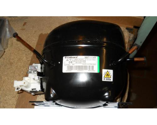Компрессор (R600, 1/6+HP) NBM1114Y, EMT56CLP, зам.4812360387...