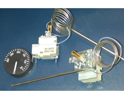 Термостат духовки 50-300°C, (china), зам. WYJ300A, WE151...