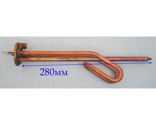 Тэн для водонагревателя 1500W 230V зам. 65180069...